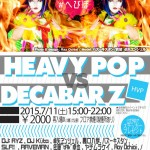 20150711 HEAVY POP VS DECABAR Z Vol.4-76